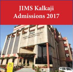 JIMS Kalkaji announces PGDM admissions 2017