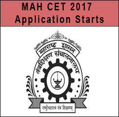 MAH CET 2017 application starts; last date to register February 13