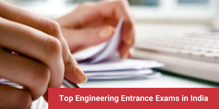 Top Engineering Entrance Exams in India