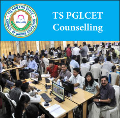 TS PGLCET Counselling 2017