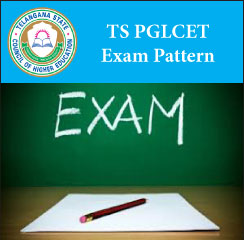 TS PGLCET Exam Pattern and Syllabus 2017