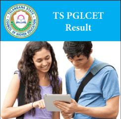 TS PGLCET Result 2017