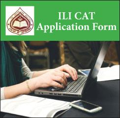 ILI CAT Application Form 2017