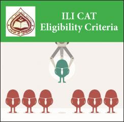 ILI CAT Eligibility Criteria 2017