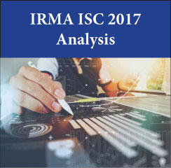 IRMA ISC 2017 Analysis - Moderate to tough test in expected pattern