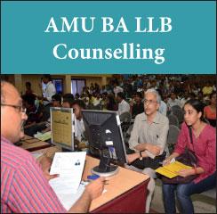 AMU BA LLB Counselling 2018
