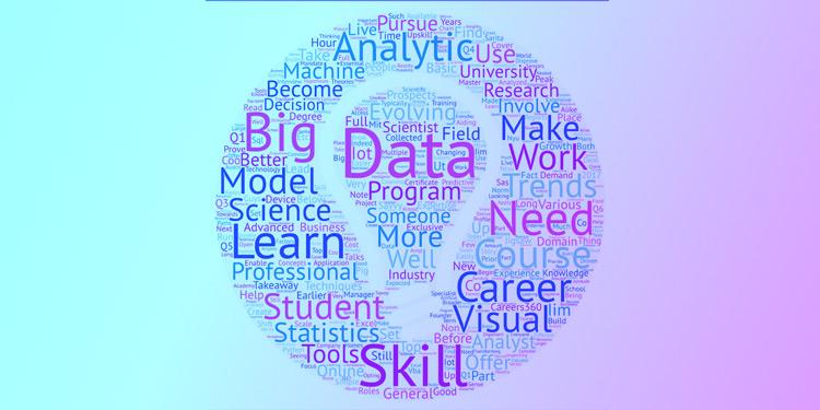 Data Analytics: Prospective student focus for career prospects