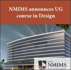 NMIMS announces UG course in Design; last date for registration April 30
