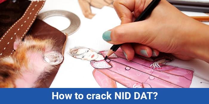 How to crack NID DAT?