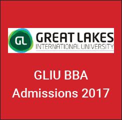 GLIU announces BBA Admissions 2017