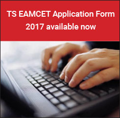 TS EAMCET Application Form 2017 available now