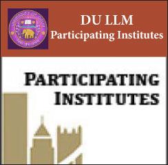 DU LLM Participating Institutes 2017