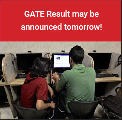 GATE Result 2017 may be announced tomorrow - March 26