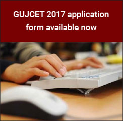 GUJCET 2017 application form available now