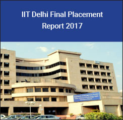 DMS, IIT Delhi Final Placement Report 2017 - Sales and Marketing emerges as top domain