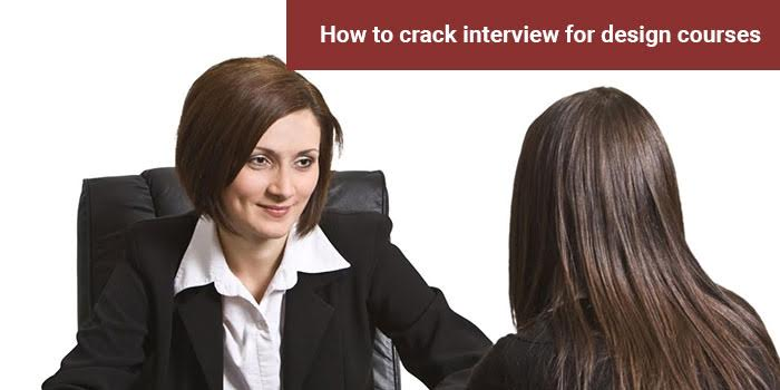 How to crack interview for design courses