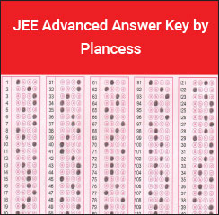 JEE Advanced 2018 Answer Key by Plancess
