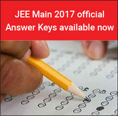 JEE Main 2017 official Answer Key available now