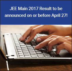 JEE Main 2017 result to be announced on or before April 27