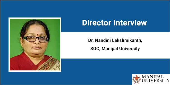 Media Director Interview: Constant upgradation of technology is a challenge in media education, Dr. Nandini Lakshmikanth, SOC, Manipal University
