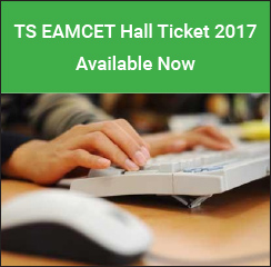 TS EAMCET 2017 Hall Ticket Available Now