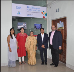 ASM Pune collaborates with IBM to train on Big Data, Business Analytics
