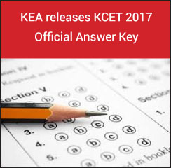 KEA releases KCET 2017 Official Answer Key