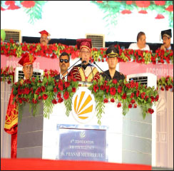 Lovely Professional University hosts its 8th Annual Convocation
