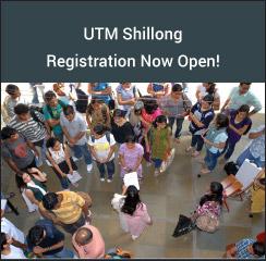 UTM Shillong Registration Now Open!