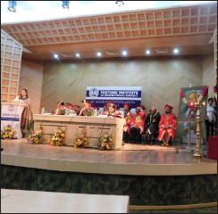 Fortune Institute of International Business holds 21st Convocation