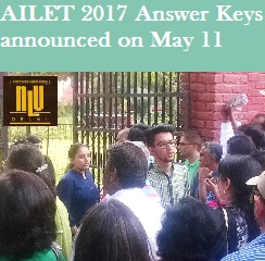 AILET 2017: NLU Delhi publishes answer key on May 11; 2 days given for objection filing