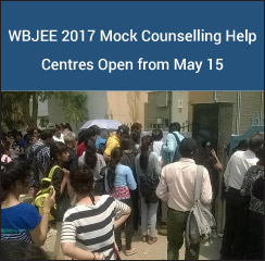 WBJEE 2017 Mock Counselling Help Centres Open from May 15!