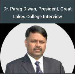 Our curriculum blends liberal studies with business curricula: Dr. Parag Diwan, President, Great Lakes College, Gurgaon