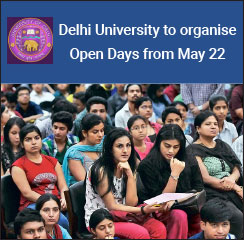 DU Admissions 2017: Delhi University to organise Open Days from May 22