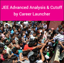 JEE Advanced Analysis & Cutoff by Career Launcher