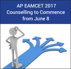 AP EAMCET 2017 Counselling to Commence from June 8!