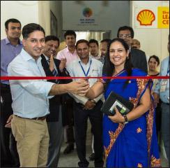 BML Munjal University inaugurates SHELL Learning Centre