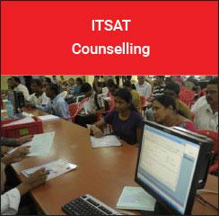 ITSAT Counselling 2017