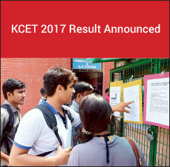 KCET 2017 Result Announced!