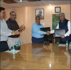 IIT Ropar and CSIO sign MoU for Academic Exchange and Scientific Research