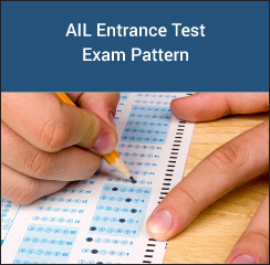 AIL Entrance Test Exam Pattern 2017