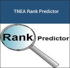 TNEA Rank Predictor 2017