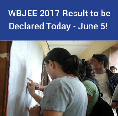 WBJEE 2017 Result will be declared today (June 5) at 2 pm!