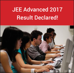 JEE Advanced 2017 Result Declared!