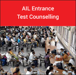 AIL Entrance Test Counselling 2017