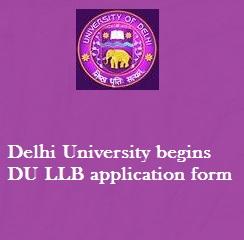 DU LLB 2017: Delhi University begins application form on June 12 after delay of 12 days