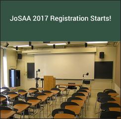 JoSAA 2017 Registration Starts!