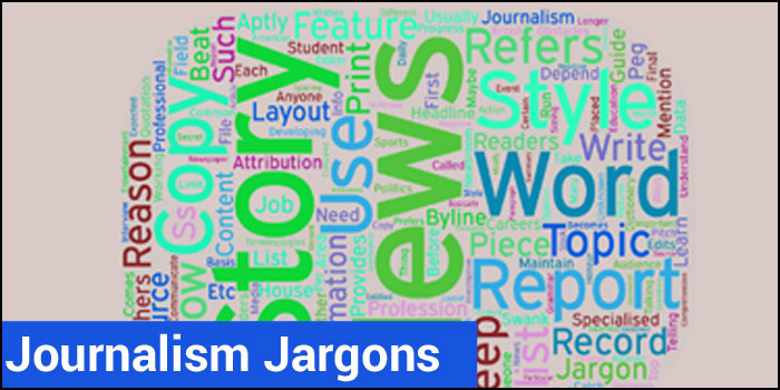 From Lead to Beat: Journalism Jargon Dictionary