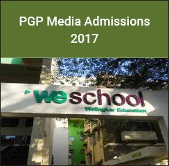 WeSchool announces PGP - Entrepreneurship admissions 2017