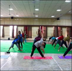 IIT Ropar celebrates International Yoga Day